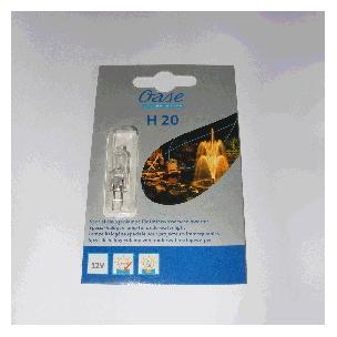 Halogenová žárovka 20W