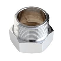 Adaptér G 10 / NPT 10 silver