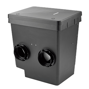 ProfiClear Premium gravitační bubnový filtr s EGC