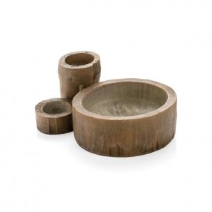 biOrb Bambus brown S